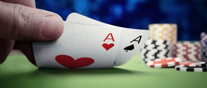 Betting in the game of poker Indonesia